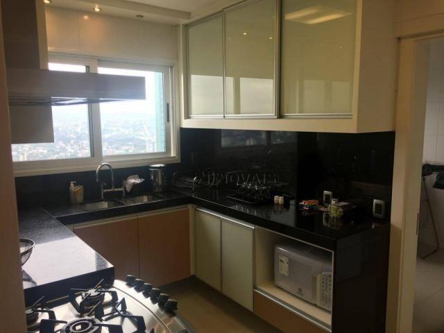 Apartamento com 3 dormitórios à venda, 243 m² por r$ 2.150.000 - hamburgo velho - novo ham - Foto 10
