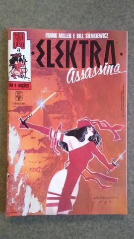 Elektra Assassina - Mini Série 4 Edições + Encadernada - Foto 5