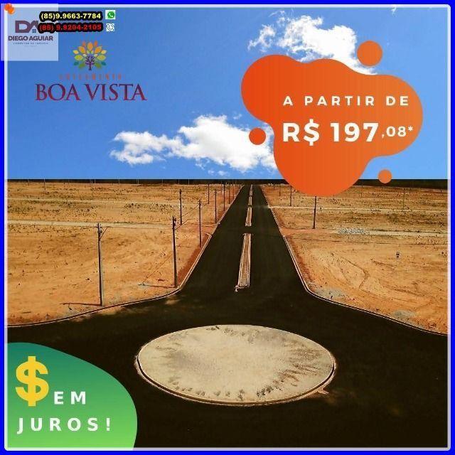 Loteamento Boa Vista seu Novo lar pertinho de Fortaleza > - Foto 13