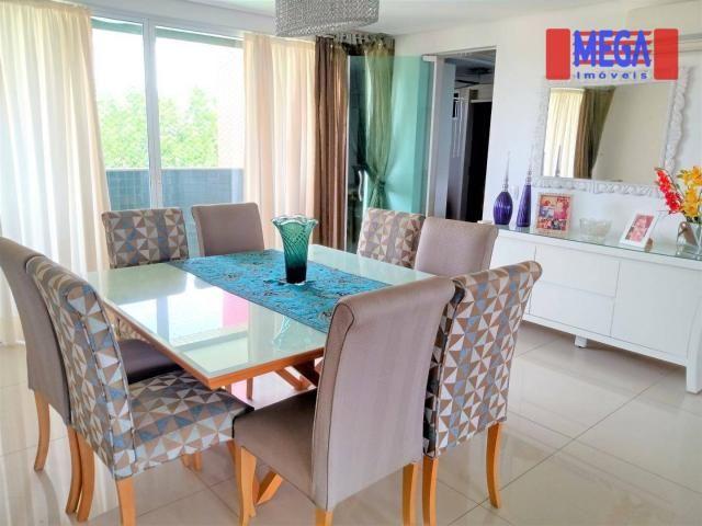 Apartamento com 4 suítes à venda - Lagoa Seca - Juazeiro do Norte/CE - Foto 19
