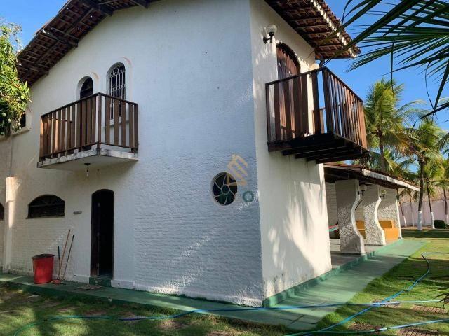 Casa com 6 dormitórios à venda, 400 m² por R$ 1.500.000,00 - Porto das Dunas - Aquiraz/CE - Foto 13