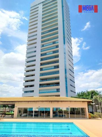 Apartamento com 4 suítes à venda - Lagoa Seca - Juazeiro do Norte/CE