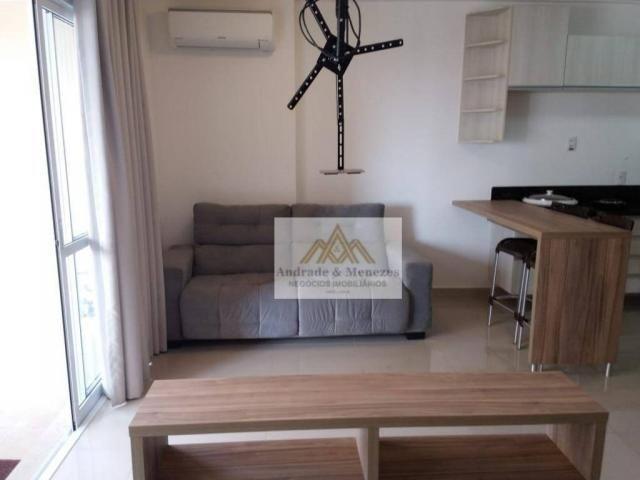 Kitnet com 1 dormitório para alugar, 44 m² por R$ 1.500,00/mês - Bosque das Juritis - Ribe - Foto 6
