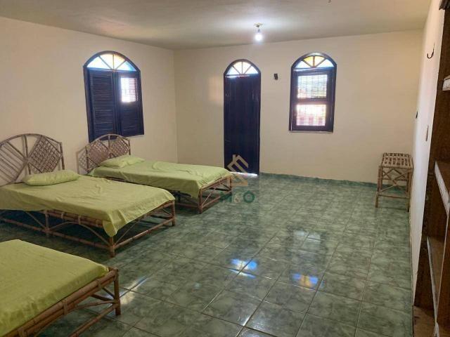 Casa com 6 dormitórios à venda, 400 m² por R$ 1.500.000,00 - Porto das Dunas - Aquiraz/CE - Foto 19