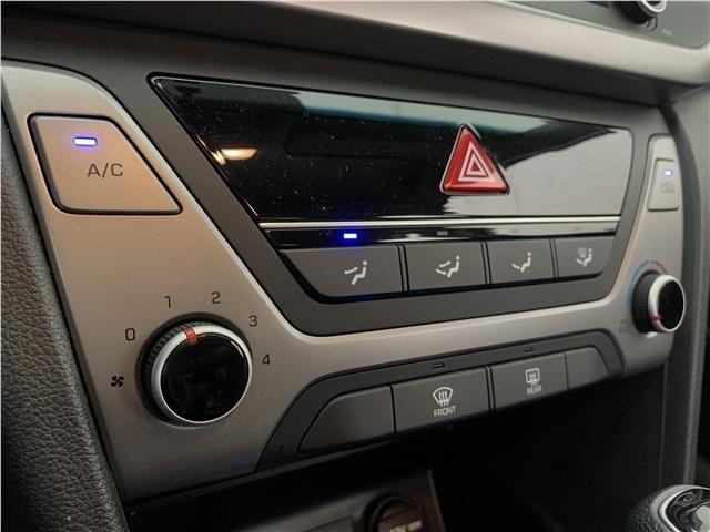 Hyundai Elantra 2.0 16v flex 4p automático - Foto 14