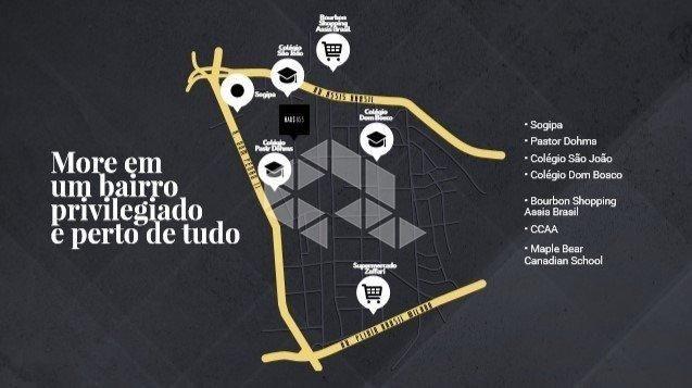 Apartamento à venda com 5 dormitórios em São joão, Porto alegre cod:9924688 - Foto 11