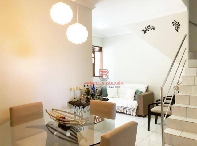 Casa em condomínio no Geisel com 3 quartos - Foto 3