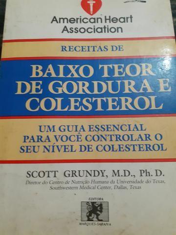 Livro Receitas de Baixo Teor De Gordura E Colesterol  - Foto 2