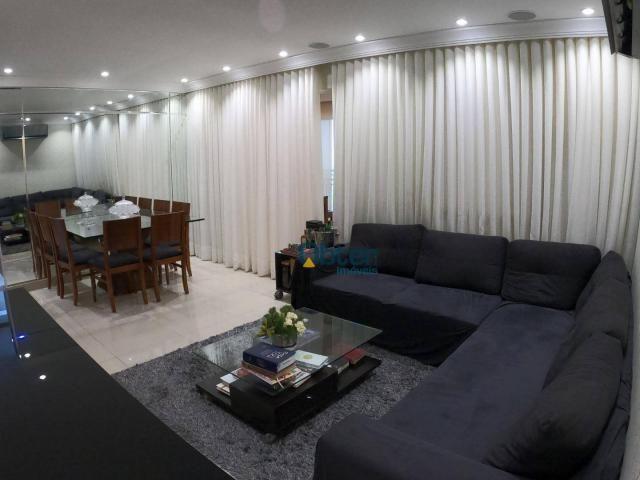 Apartamento com 3 suítes para alugar por R$ 7.150/mês - Setor Marista - Foto 6