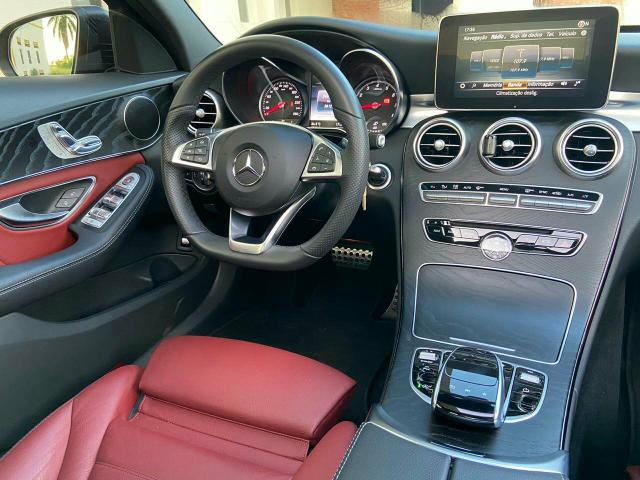 Mercedes-benz c300 sport 2.0 at 17-18 - Foto 16