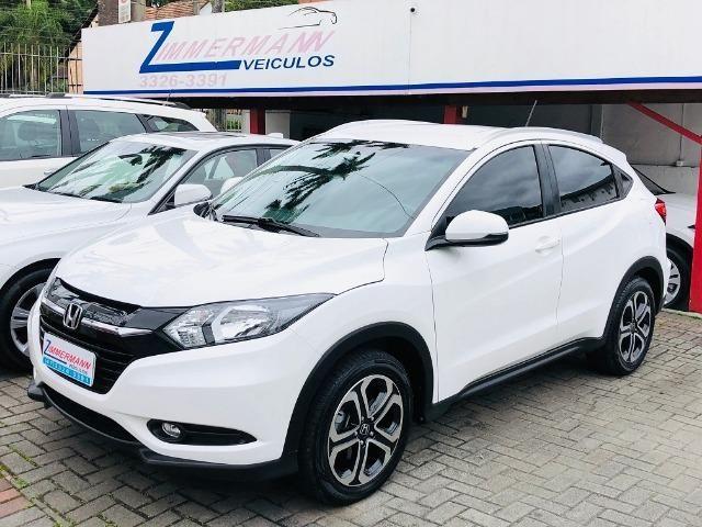 Honda HR-V EX cambio CVT 2016 único dono
