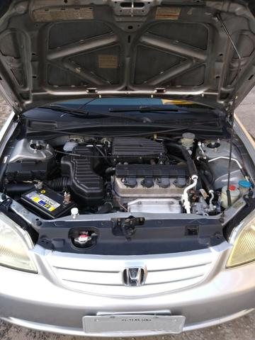 Honda Civic 2002 1.7 Automático - Foto 5