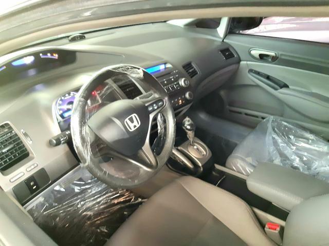 Honda Civic 1.8 LXS, Automático, 09/10 - Foto 6