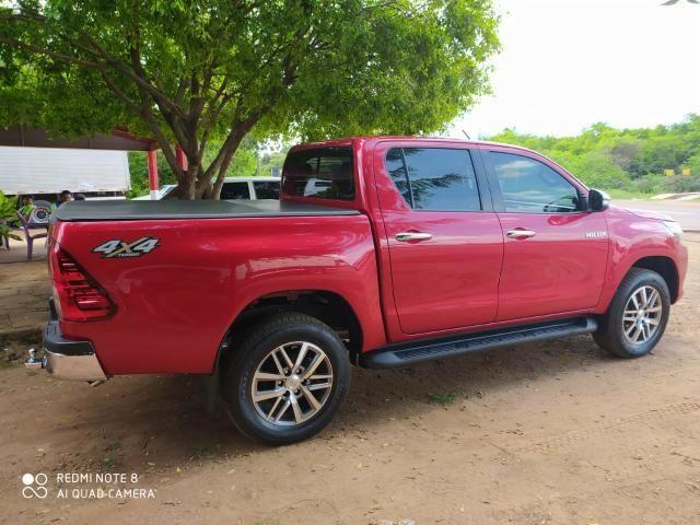 Vendo Hilux SRV 17/17 Diesel