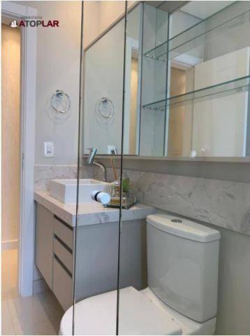 Apartamento garden com 3 dormitórios à venda, 208 m² por r$ 1.230.000,00 - pioneiros - bal - Foto 10