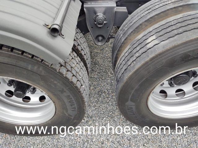 Scania R420 HighLine 2008 6x2 - Ar Condicionado - Foto 7