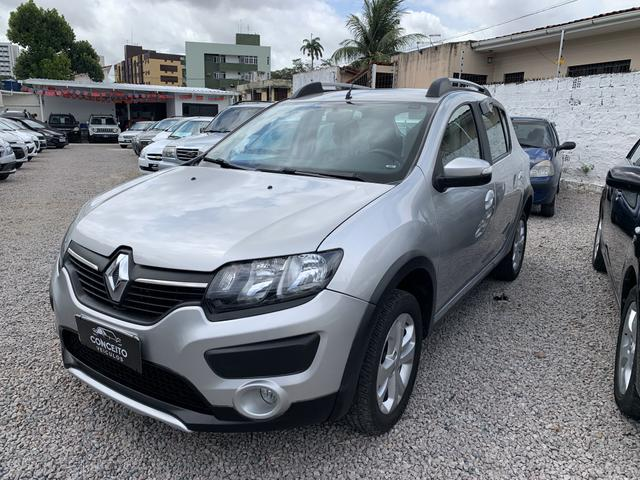 Sandero stepway 2017 1.6 TOP