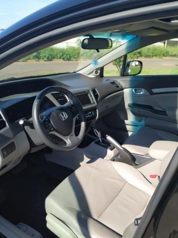 CIVIC 2012/2012 1.8 EXS 16V FLEX 4P AUTOMÁTICO - Foto 15