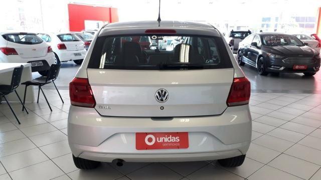 VW Gol 1.0 Mpi Completo+Mídia *IPVA 2020 PAGO - Foto 5