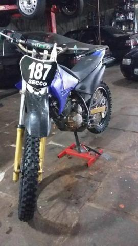 XTZ com motor OHC 200cc - Foto 4
