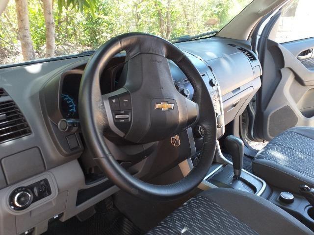 Chevrolet S-10 2013 2.8 Lt 4x4 CD 16v Turbo Diesel 4p Automática - Foto 4