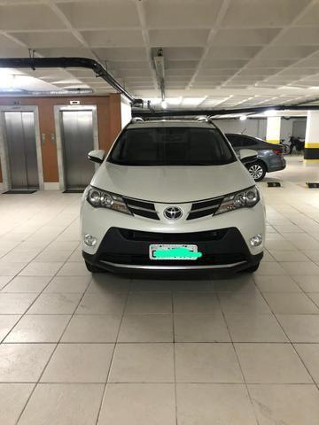 Toyota RAV4 4x4 2.5 16V Teto Solar