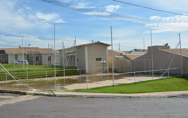 Casa cond fechado lazer completo 3 qts 2 vagas AC financiamento - Foto 5