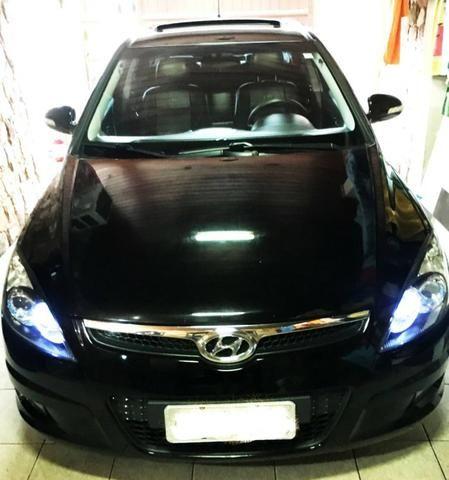(*)Hyundai I30 2.0 2012 preto