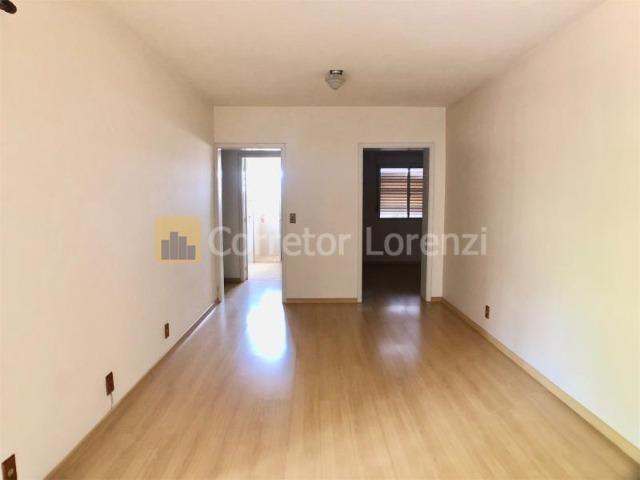 Apartamento de 85 m², 3 dormitórios, sacada, garagem - NH - Foto 5