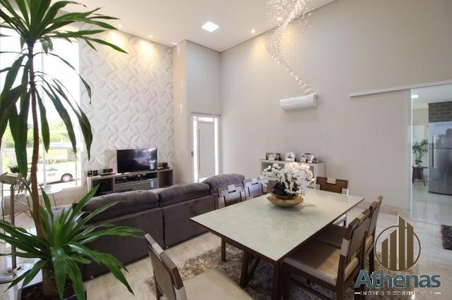 Condomínio Belvedere casa térrea com 3 Suítes sendo 1 master com clouset - Foto 18