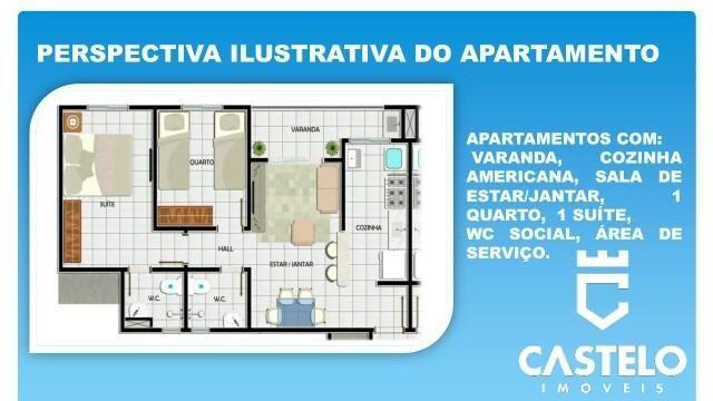 Apartamento no Angelim | 2 quartos | Últimas Unidades - Foto 3