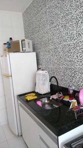 RCM - Apartamento no condomínio Florata