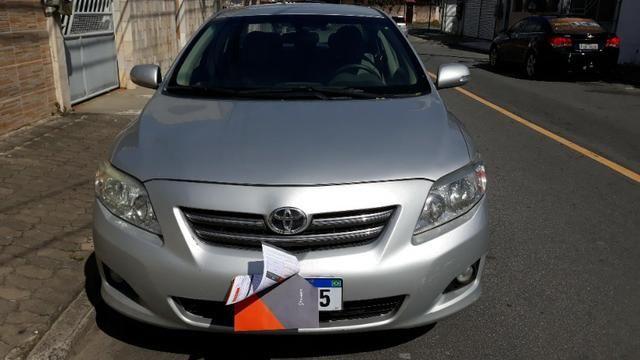 Vendo corolla xei 2009/10 automatico - Foto 6