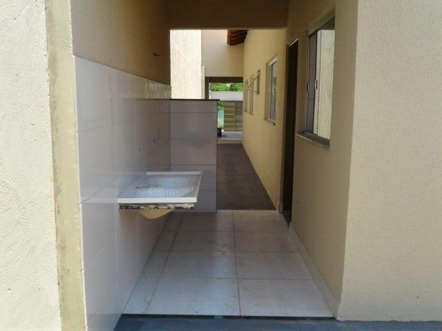 Linda Casa, 3Q, suite, 90m2, no Residencial Solar Central Park - Ap. de Goiânia R$ 175.000 - Foto 11