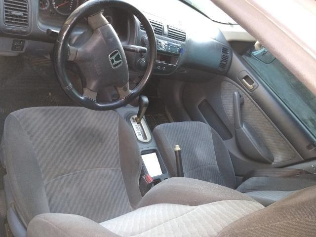 Honda Civic 2002 1.7 Automático - Foto 3
