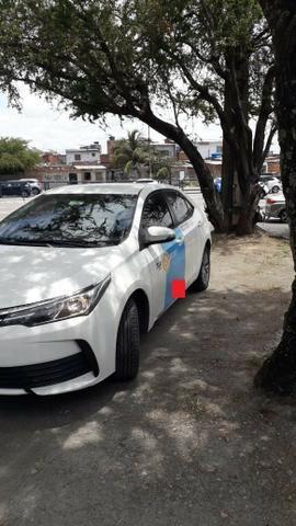 Taxi Corola 2018 com praça transferível - Foto 11