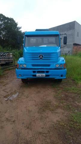 Mercedes 1418 bicudo - Foto 3