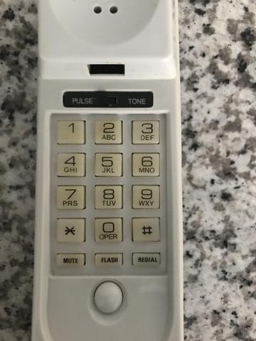 Telefone Master Antigo, Tone ou Pulse, Vintage, Funcionando - Foto 6