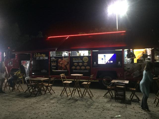 Food Truck Mercêdes Benz - Foto 9