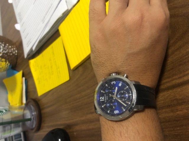Relógio da marca Tissot