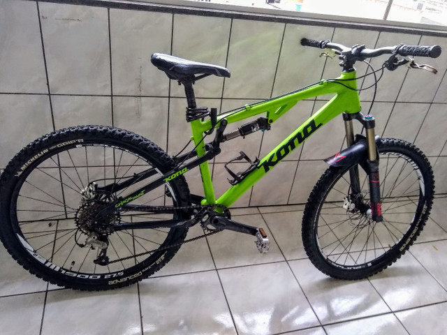 Bike Kona - Aro 27,5