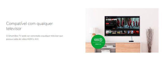 Smart Box TV Intelbras IZY Play - Foto 2
