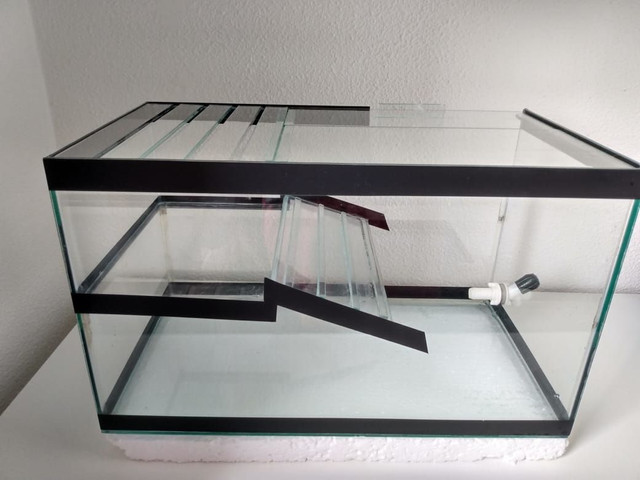 Vende se aquário para tartaruga - Foto 2