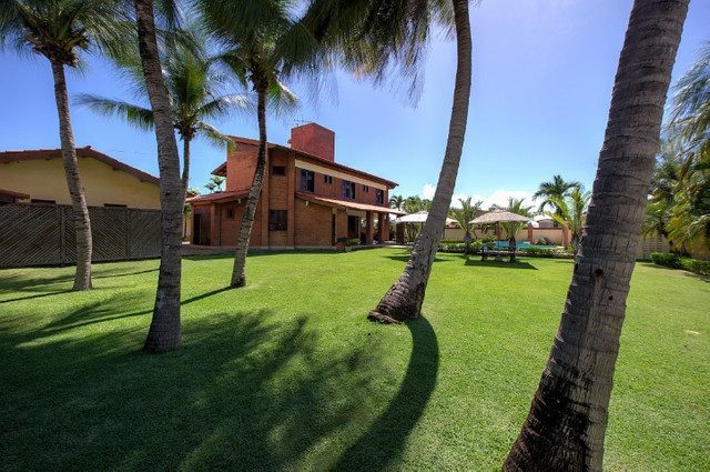 Alugo - Casa Super Luxo - 5 Suítes AR/TV - 20 Pessoas - Apenas 100m do Beach Park - Foto 6