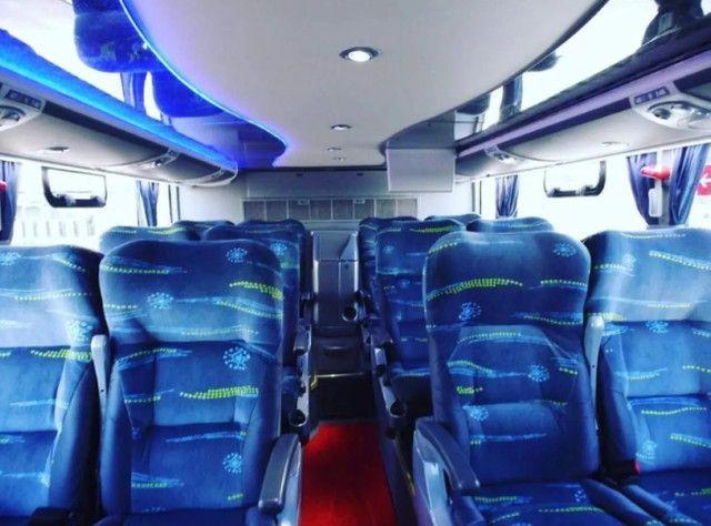 Ônibus Marcopolo 1800 Dd G7 Scania K400 6x2 Leito Turismo - Foto 5