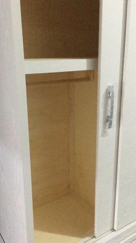 Guarda roupa corrediça 2 portas - Foto 6