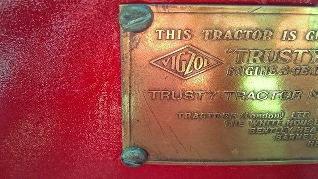 Trator Trusty - Foto 5