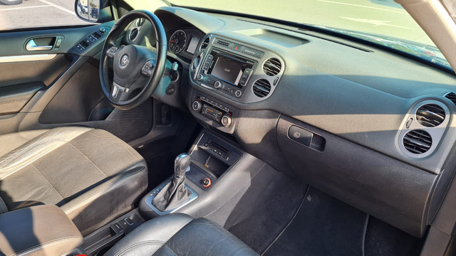 Volkswagen - Tiguan 2014 blindada com teto - Foto 9