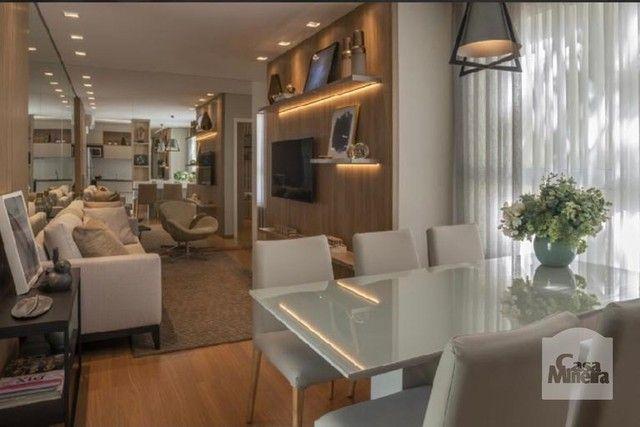 Apartamento à venda com 3 dormitórios em Jaraguá, Belo horizonte cod:250971 - Foto 8
