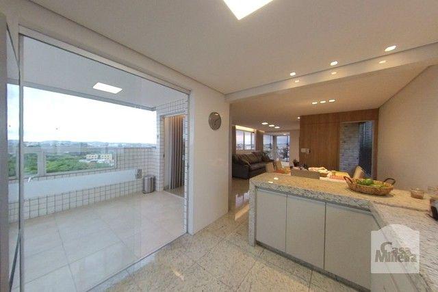 Apartamento à venda com 4 dormitórios em Santa rosa, Belo horizonte cod:275927 - Foto 10